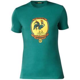 Mavic French Brand maglietta a maniche corte Uomo verde